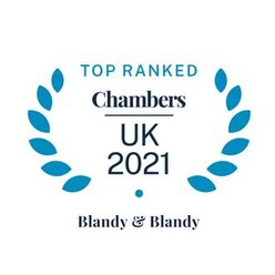 Recommended, Chambers UK