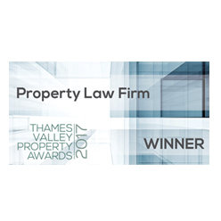'Property Law Firm of the Year', Thames Valley Property Awards 2017