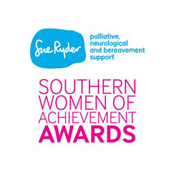 Winner, Southern Women of Achievement Awards 2018