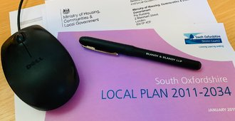 South Oxfordshire District Council (SODC) - Local Plan Update