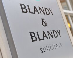 Blandy & Blandy's Legal Services and Client Care Highly Rated