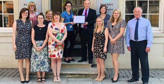 Blandy & Blandy LLP Helps to Raise Millions for Cancer Research Charity
