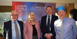 Firm Sponsors Property Sector Lunch