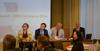 Firm Hosts International Conference