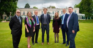 Firm Hosts Guests at Thames Valley First Gala Lunch