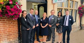 Firm Celebrates Launch of Riverside Henley-on-Thames Office