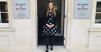 Blandy & Blandy's Family Team Welcomes New Face