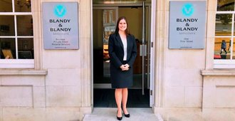 Pippa Lee Promoted to Associate Solicitor